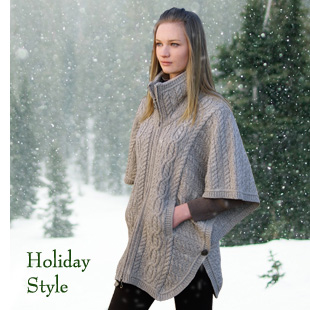 Shop our Holiday Style Collection