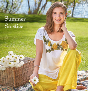 Shop our Summer Solstice Collection