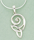 Spiral and Knot Jewelry
