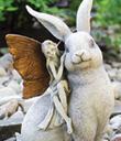 Rabbit and Fairy