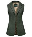 Ladies' Tweed Vest